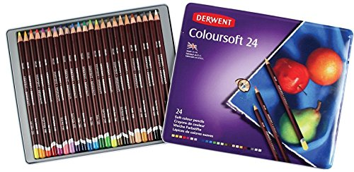 Derwent Colorsoft Pencils Review