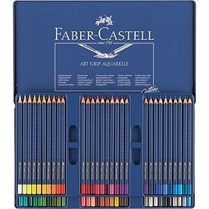 faber-castell art grip aquarelle watercolor smaller