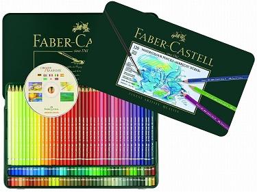 Faber-Castell Albrecht Dürer Watercolor Pencils Review