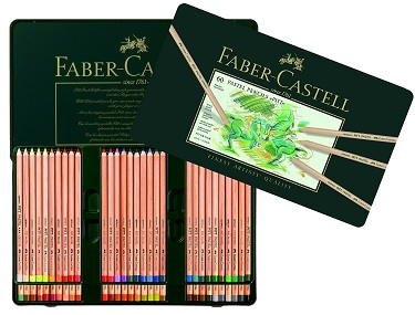 Faber-Castell PITT Pastel Pencils Review
