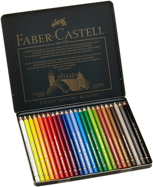 Faber-Castell Polychromos Colored Pencils Review