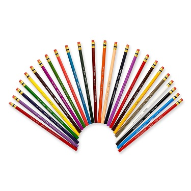 Scholastic Colored Pencils