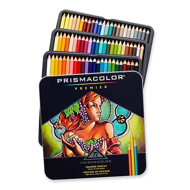 Prismacolor Softcore Colored Pencils Review