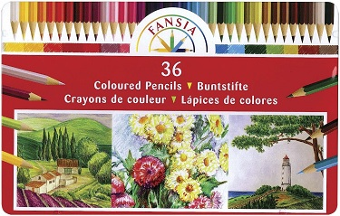 Pro Art Colored Pencils