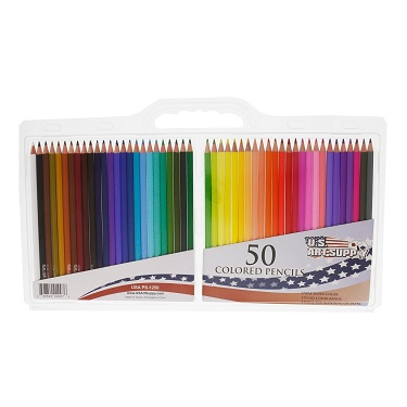 US Art Supply Colored Pencils
