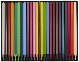 Colored Pencils Overview