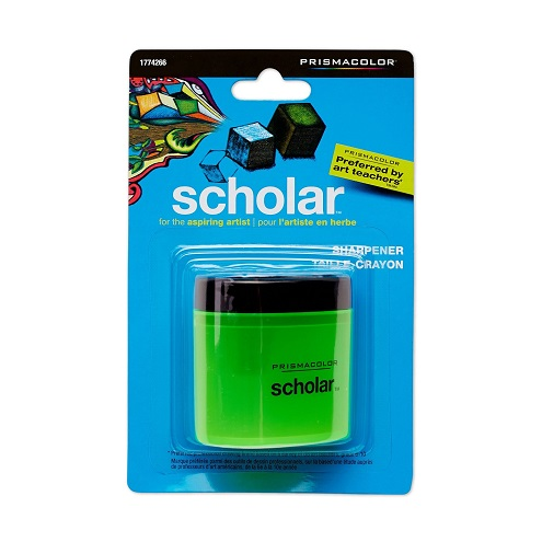 prismacolor scholar colored pencil sharpener