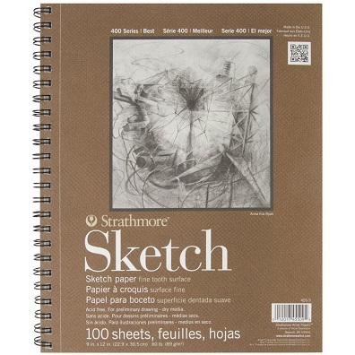strathmore sketch pad