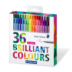 Staedtler Triplus Color Pen Set