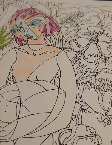 need for color return to heaven coloring book