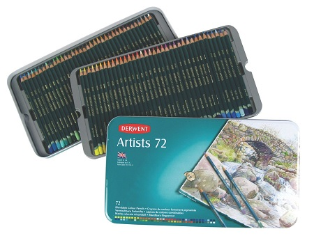 Derwent Artists Colored Pencils