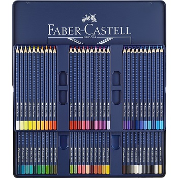 Faber-Castell Art Grip Aquarelle Watercolor Pencils Review