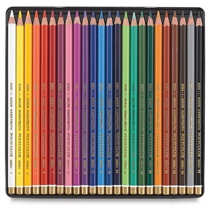 Koh-i-noor Polycolor Colored Pencils
