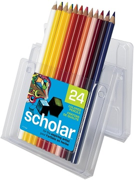 Prismacolor Scholar Colored Pencils