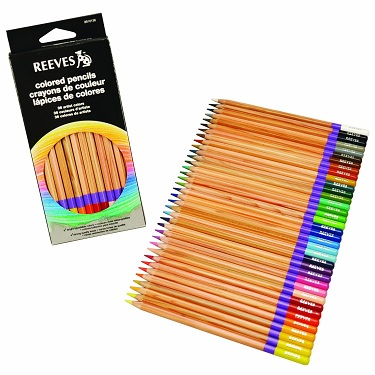 Reeves Colored Pencils Review