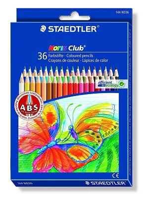 Staedtler Colored Pencils Review
