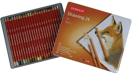Derwent Drawing Pencils Review