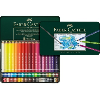 Faber-Castell Albrecht Dürer Watercolor Pencils Review