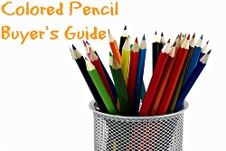 Colored Pencil Buyer's Guide