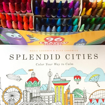 The Best Adult Coloring Books - Best Colored Pencils - Reviews and Picks