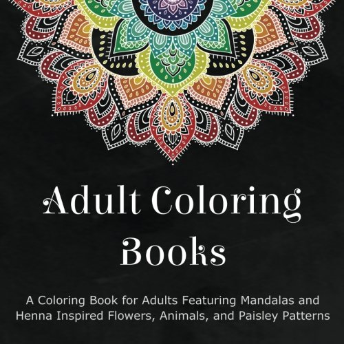 The Best Adult Coloring Books