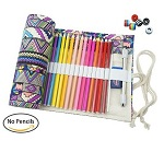 CreooGo Canvas Pencil Wrap