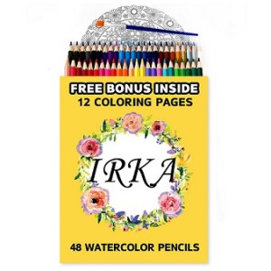 irka watercolor pencils review