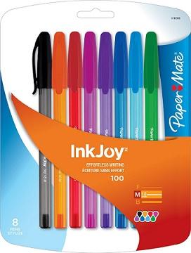 Paper Mate InkJoy 100ST Ballpoint Pen