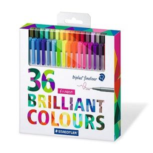 Staedtler Triplus Color Pen Set