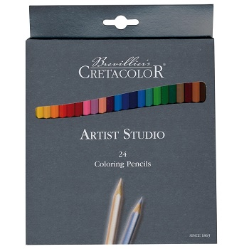 cretacolor colored pencils review