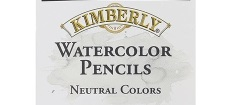 general's kimberly watercolor pencils neutral colors