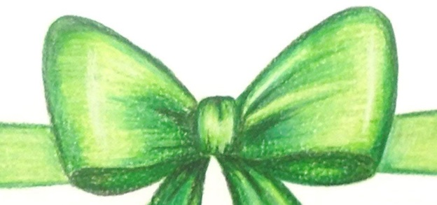 derwent procolour colored pencils green