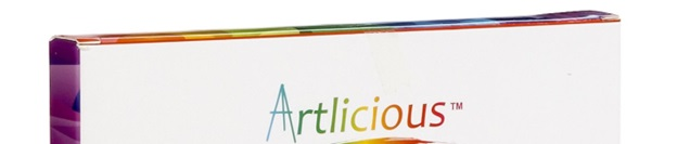 artlicious colored pencils packaging