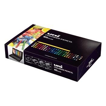 Mitsubishi Uni Colored Pencils review