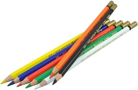 koh-i-noor mondeluz colored pencil set