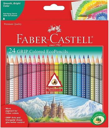 Faber-Castell Eco Pencils Colored Pencils Review