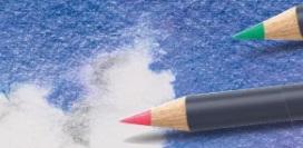 Faber Castell Goldfaber Colored Pencils blending