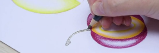 Faber Castell Goldfaber Colored Pencils sketching